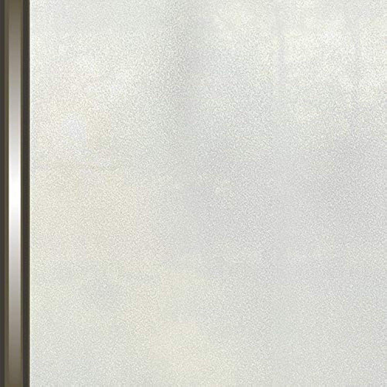 のヒープ起こる分注するAIDON 窓 めかくしシート 窓用フィルム ガラスフィルム UVカット 窓飾りシート 断熱 遮光 水で接着 貼り直し可能 (44.5*200cm)