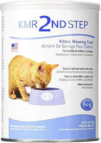 Pet Ag KMR 2nd Step Weaning Formula for Kittens 1 lb - Pack of 2