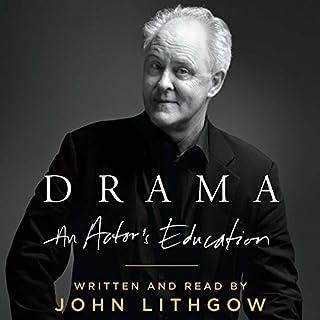 Drama audiobook cover art