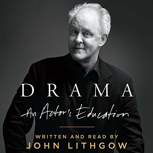 Drama audiobook cover art