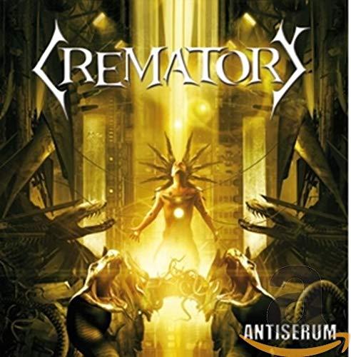 Crematory: Antiserum (Ltd.Digi) (Audio CD (Digipack))