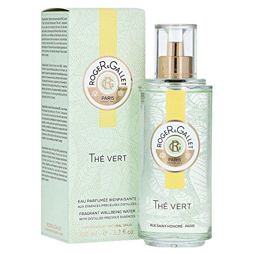 Roger & Gallet Green Tea by Roger & Gallet for Men And Women The Vert Eau Fraiche Spray, 3.3-Ounce
