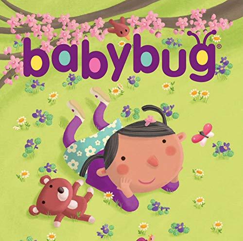 Babybug April 2017: Parent-child reading (English Edition)