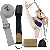 Price Xes Leg Ballet Yoga Stretcher, Door Attachment Get More Flexible, Flexibility & Stretching Leg Straps - Great for Cheer Dance Gymnastics or Any Sport Trainer Premium Stretch Fitness Equipment