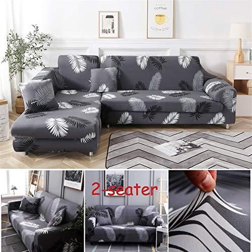 WBFN 1/2/3/4 Sofa Cover, Hoes, Bank van de Hoek Covers for Living Room Slipcovers Elastisch Stretch sofa Cubre Bank, L Shape behoefte om te kopen 2 stuks