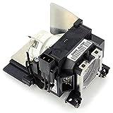 HFY marbull ET-LAL100 lámpara de Repuesto con Carcasa para proyector PANASONIC PT-LW25H PT-LX22 PT-LX26 PT-LX26H...