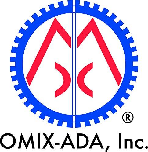 Omix-Ada 12201.01 Body Mounting Kit