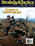 DG: Strategy & Tactics Magazine #323, with Rangers Lead The Way!, Pointe du Hoc, Board Game