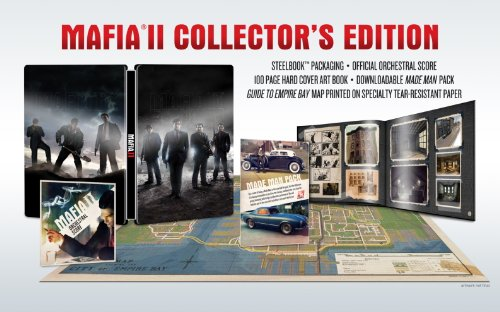 Mafia 2 - Collector's Edition (uncut)