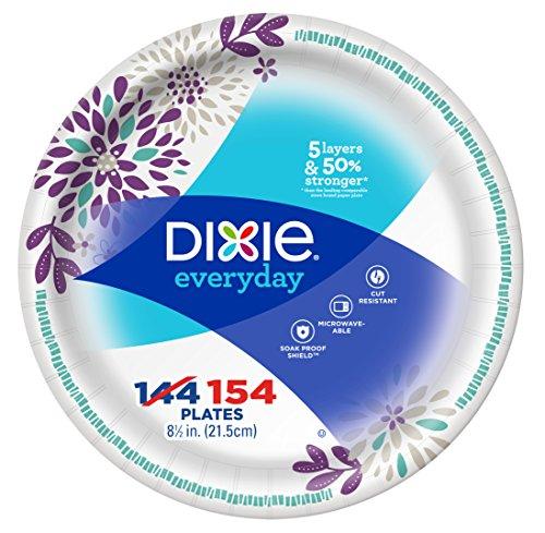 Dixie Everyday Paper Plates, 8 12