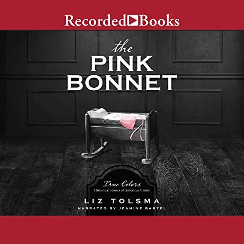 The Pink Bonnet audiobook cover art