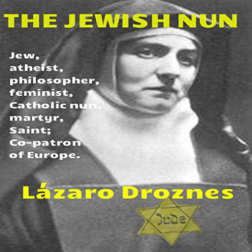 The Jewish Nun audiobook cover art