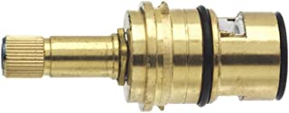 DANCO Hot Stem for Aquasource and Glacier Bay Faucets, 3S-10H, Brass, 1-Pack (04998E)