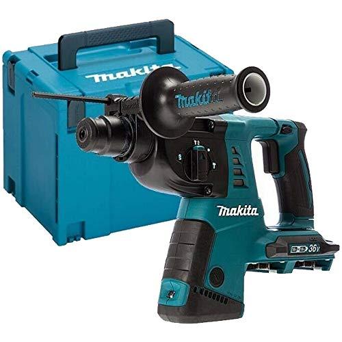 MAKITA DHR263ZJ 36V (Twin 18V) SDS Hammer Drill Bare Unit + Case