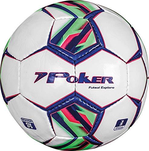 Bola de Futsal Explore com PVC Soft Poker