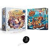 Juego de 2 juegos: Panic Island + por Odin + 1 Yoyo Blumie.