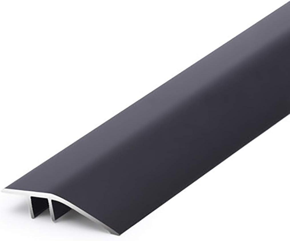 KEJI Challenge the lowest price Max 59% OFF Easy to Install Edge Strips Closing Door Wooden Strip Floor