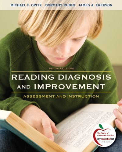 Reading Diagnosis and Improvement: Assessment and...