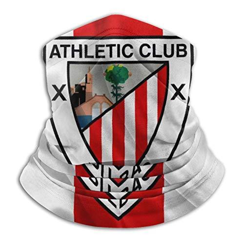 Nascb ATH-Letic Club de Bil-Bao Magic Headwears,Facescarf Headbands Neck Gaiter Bandanna Balaclavas Escarves