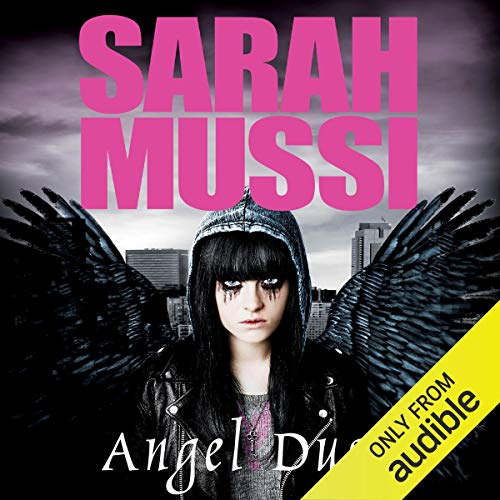 Angel Dust audiobook cover art