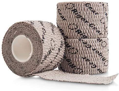 Stretchy Sticky Limited time sale Lifting Athletic Tape Sale price Rigor Cott Gear Flexible -
