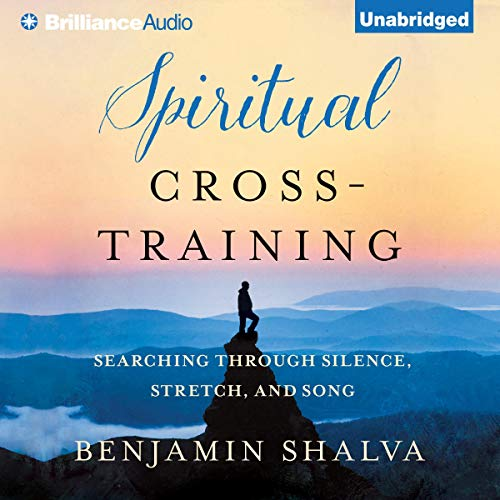 Spiritual Cross-Training audiobook cover art