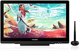 Huion KAMVAS GT-191 V2 Drawing Tablet with Screen Graphic Drawing Monitor Battery-Free Stylus 8192 Pen Pressure with...