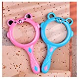 2PC Children's Students Reading Magnifying Glass Hand-held...