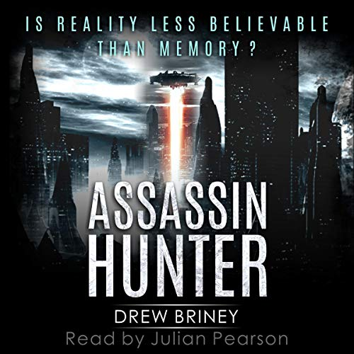 Assassin Hunter cover art