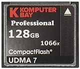Komputerbay 128GB Professional Compact Flash Karte 1066X CF schrieben 155MB/s lesen 160MB/s Extreme Speed UDMA 7 RAW