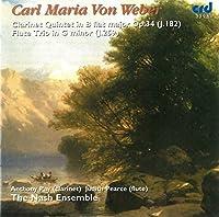 Weber: Clarinet Quintet in B Flat J by Nash Ensemble (2009-05-01)