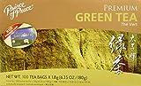Prince of Peace Premium Green Tea, 4 Pack - 100 Tea Bags Each – Premium Green Tea Bags – Prince of Peace – Green Tea Bags – Green Tea – Prince of Peace Green Tea Bags – 100 Pack of Tea Bags
