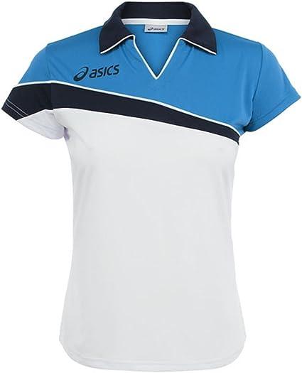Asics - Polo de tenis para mujer: Amazon.es: Ropa y accesorios