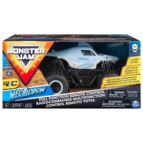Bizak Monster Jam Radio Control Megalodon 1:24 (61926680)