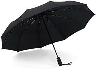 10K Ultra-Strong Waterproof Sunshade, rain and Windshield, Durable Umbrella, Double Outdoor Travel Umbrella