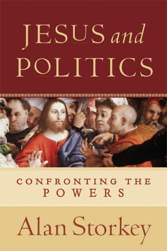 Image of Jesus and Politics: Confronting the Powers