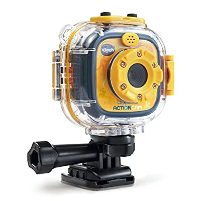 VTech Kidizoom Action Cam, Yellow from V Tech