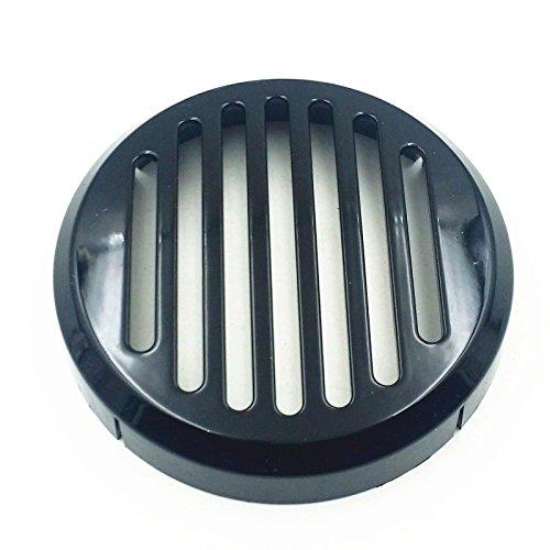 Nouvelle couverture de corne de gril noire pour VT VF 750 VLX 600 VTX 1300 1800 1100