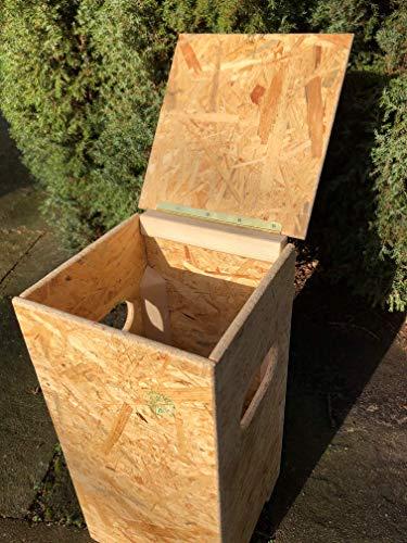 gelber Sack Ständer, Müllsackständer, Wertstoff Halter