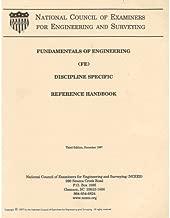 Fundamentals of Engineering (FE): Discipline Specific Reference Handbook (Exam Preparation/Review)