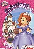 Princesse Sofia - Coloriage