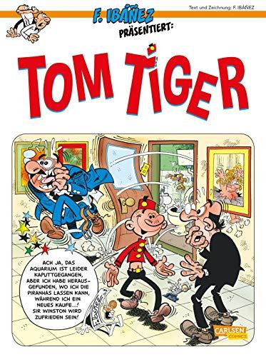 Ibáñez präsentiert 1: Tom Tiger (1)