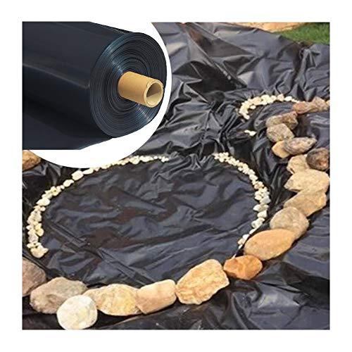 GDMING Forro para Estanque, 0.6mm De Espesor PVC Alfombra De Piscina, Flexible Película Impermeable, para Reservoir River Protección De Pendientes Prueba De Humedad, 44 Tamaños