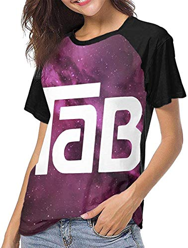 Ugsgdhgsdd LiuDxian Tab Cola Soft Drink Women Sport Short Sleeve Baseball T Shirts Tab Cola Soft Drink T-Shirt,As Pic,XXL Black