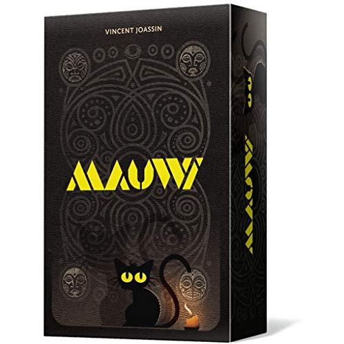 Edge Entertainment- Mauwi - Kartenspiel - Spanisch, Farbe (EEYTMW01)