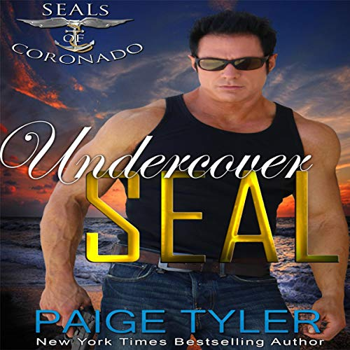 Undercover SEAL audiobook cover art