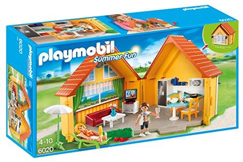 Playmobil Summer Fun - Maleta Casa de Verão - 6020