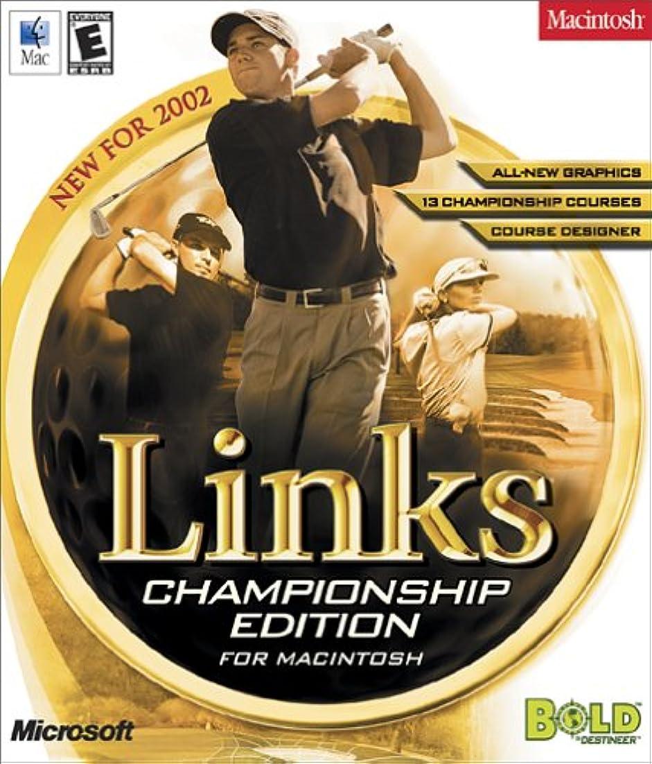 よろしくアラート音楽家Links Championship Edition 2002 (輸入版)