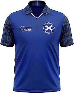 Airosportswear 2019-2020 Scotland Cricket Concept Football Soccer T-Shirt Jersey - Baby