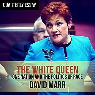 Quarterly Essay 65: The White Queen cover art